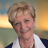 Dean Ellen J. MacKenzie, PhD '79, MsC '75